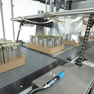 meypack tray-shrink packer