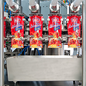 sn pouch packing machine